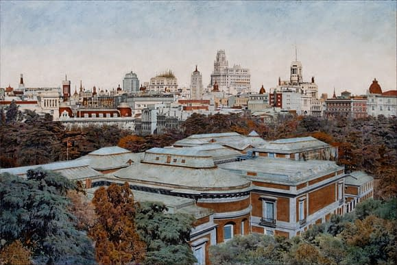 Desde El Botanico hasta el Prado 2 . 146x97 cm scaled
