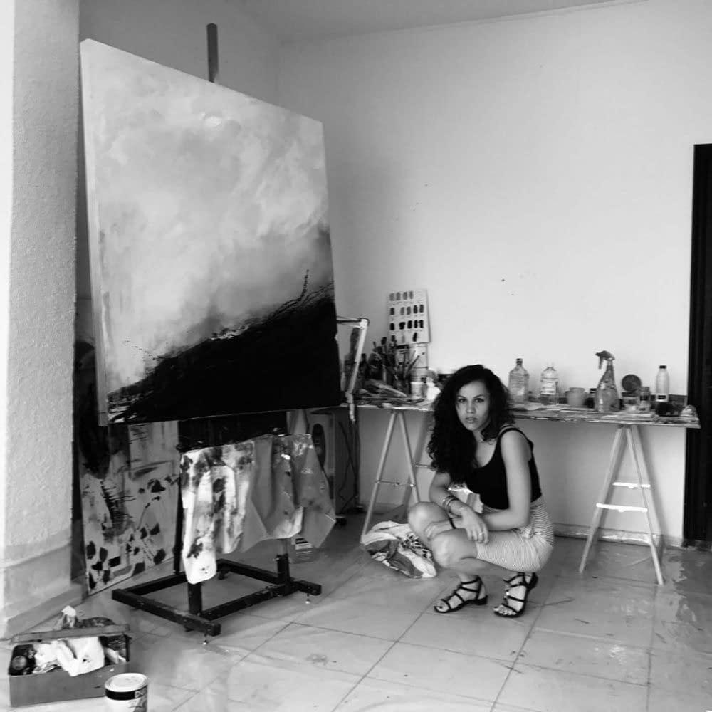 """Presentando a Cris Aliste Miguel como el nuevo """"fichaje"""" de For Love At Art"""