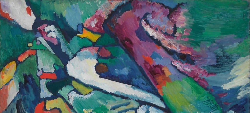Respondemos tu duda sobre ¿qué es el arte abstracto?