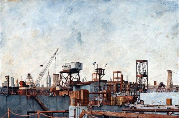 Brooklyn Navy Yard 2. 60x100cm. jpg scaled