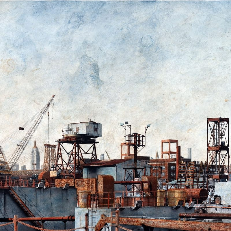 Brooklyn Navy Yard 2. 60x100cm. jpg scaled