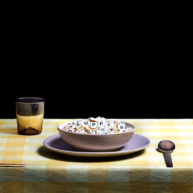 Sopa número 19. Comprar Arte Online de Miguel Vallinas. Fotógrafo español de vanguardia. Surrealismo.