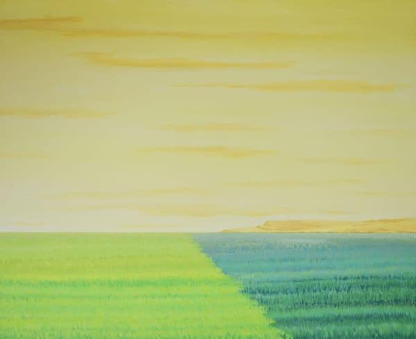 3 Del trigo y de la cebada 81 X 100 cm.Oleo madera. scaled 1