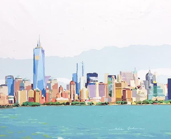 11. NEW YORK NEW YORK V