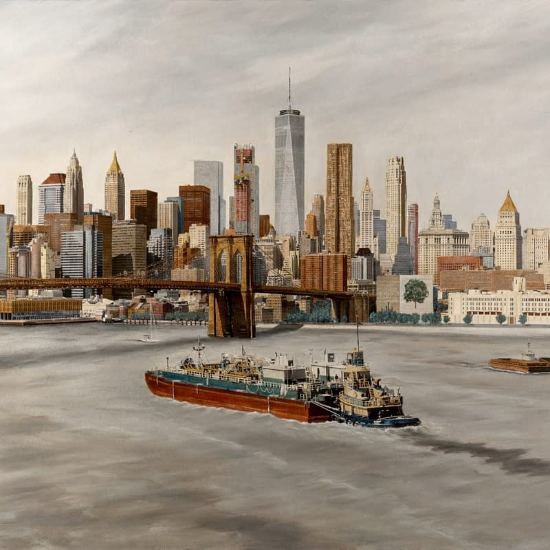 New Lower Manhattan 100x130 cm scaled