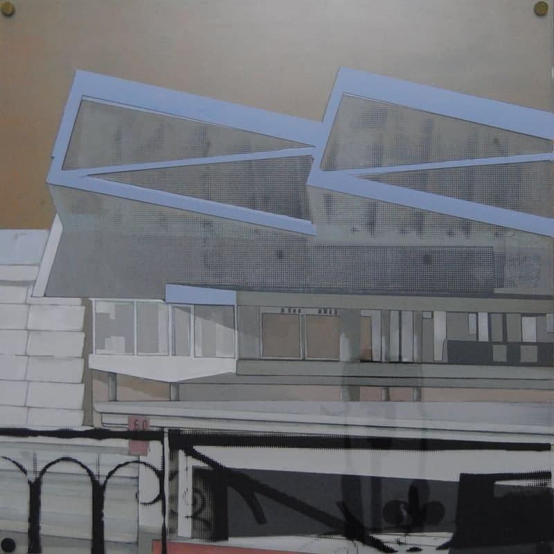 95 Atocha II 50x50cm