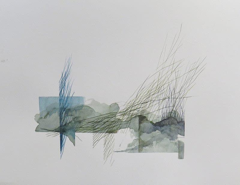 Comprar arte online de Patricia Mayoral. A veces hay viento