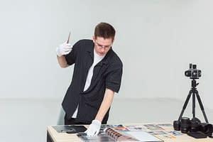 fotografía de autores