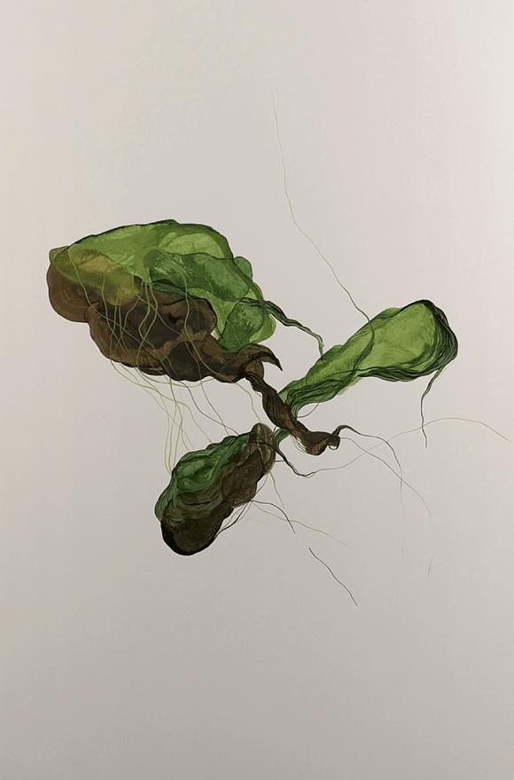 Besos del bosque. Comprar Arte Online de Patricia Mayoral. Artista.