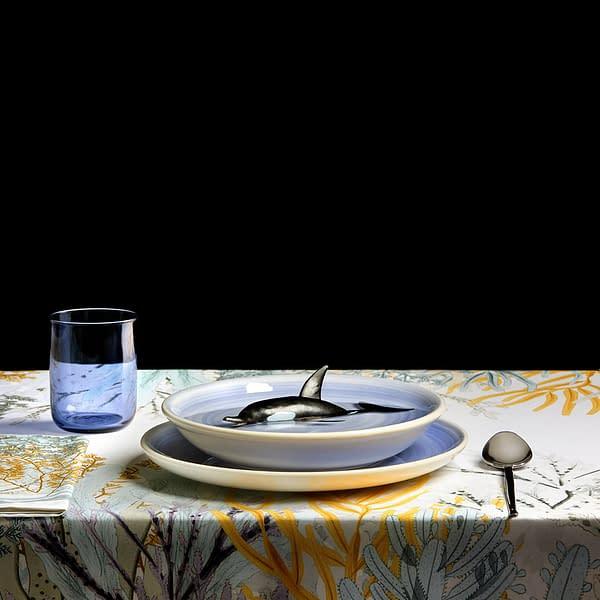 Sopa número 18. Comprar Arte de Miguel Vallinas, fotógrafo de vanguardia español.