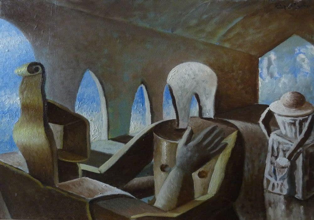 Carlos Aquilino obra
