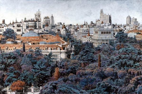 La Ciudad Recuperada 2. 65x100 cm. scaled