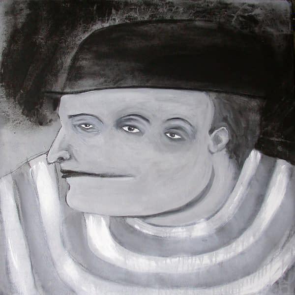 C007 Pintor pecoso 60 x 60