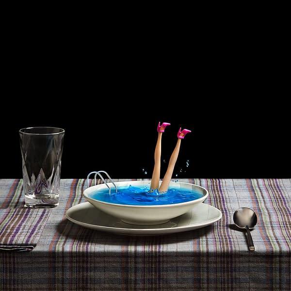 Sopa número 12. Miguel Vallinas. Fotografía moderna.