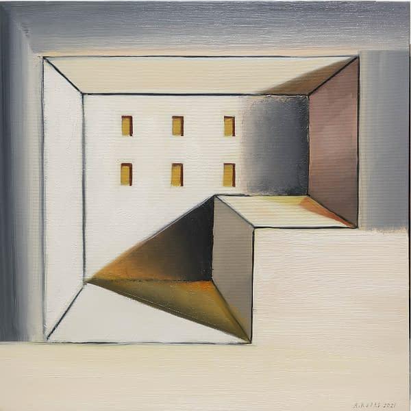 Instante Decisivo. Obra de Antonio Rojas. Comprar Arte Online.