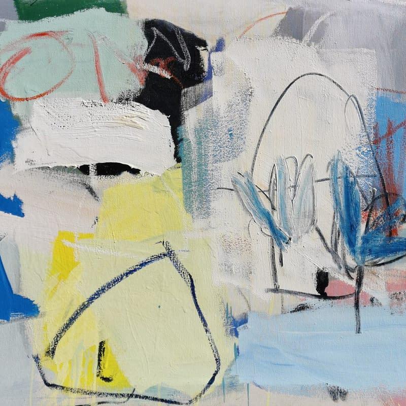 Comprar obra del artista Eduardo Vega. de SeoaneShine, Pintura sobre lienzo, técnica mixta acrílico y óleo, mide 73 cm. de alto por 116 cm. de largo. Obra realizada en 2005.