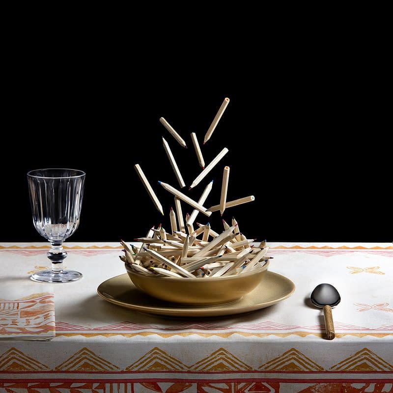 Sopa número 26. Comprar fotografía artística online de Miguel Vallinas.