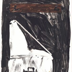 tapies comprar obra grafica online. Abstracto.